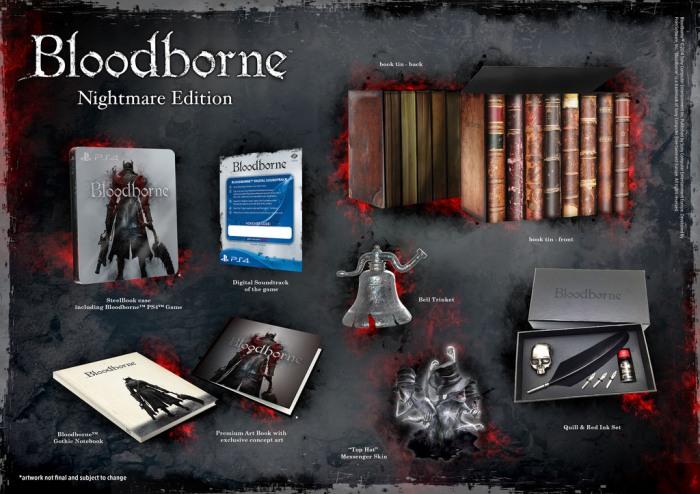 Bloodborne Collectos Edition
